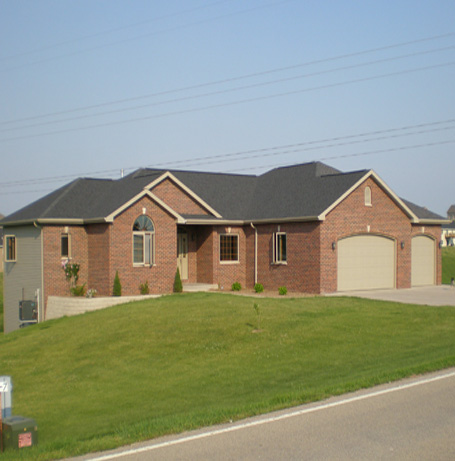 New Home Construction in Dubuque Iowa